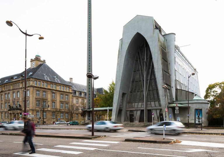 Presbytère, Metz