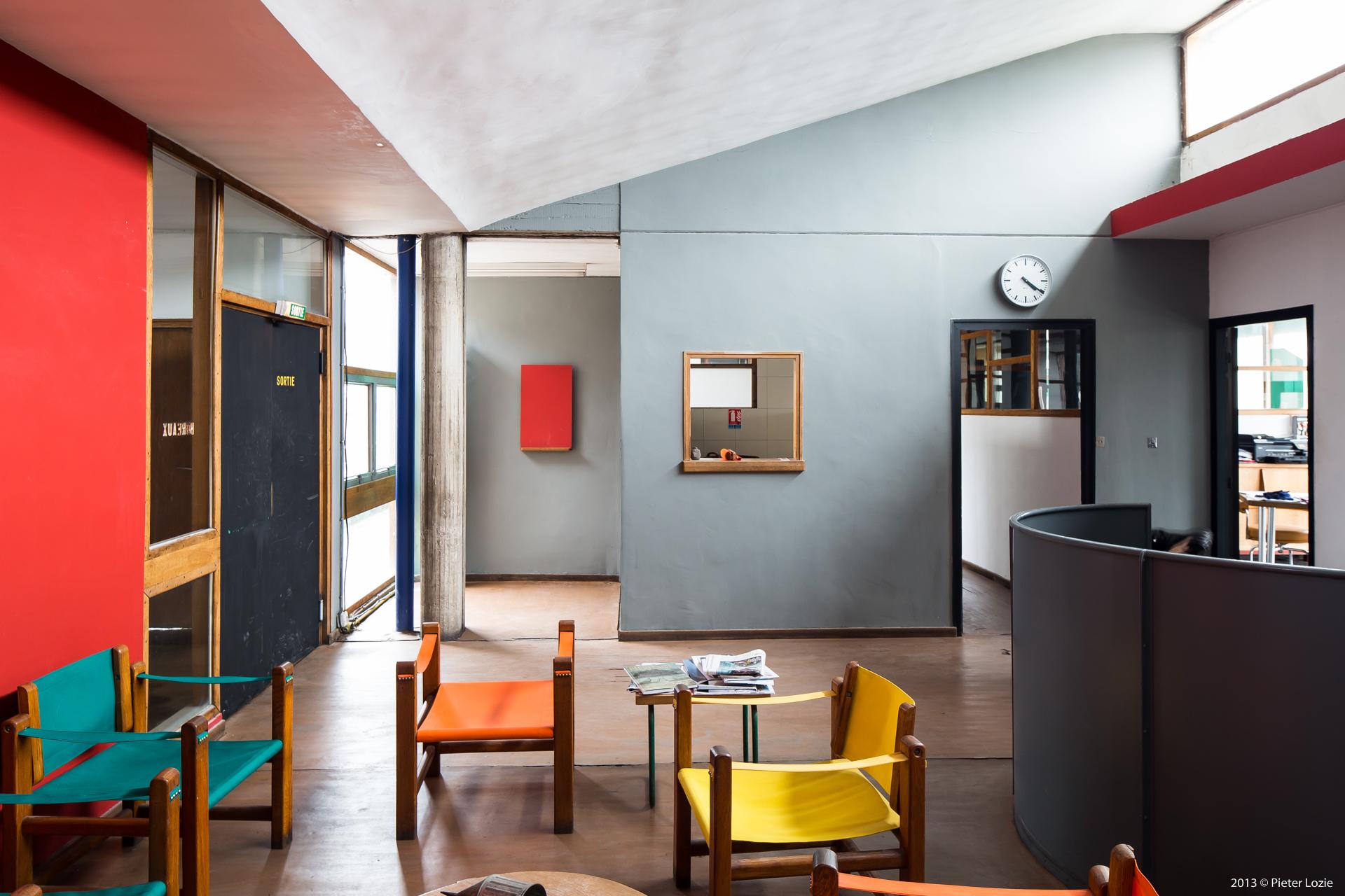 le corbusier pieter lozie photography. Black Bedroom Furniture Sets. Home Design Ideas