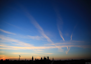Gent Sunrise 20130805 6.08am