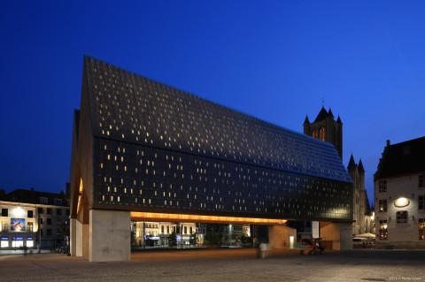 Gent Stadshal