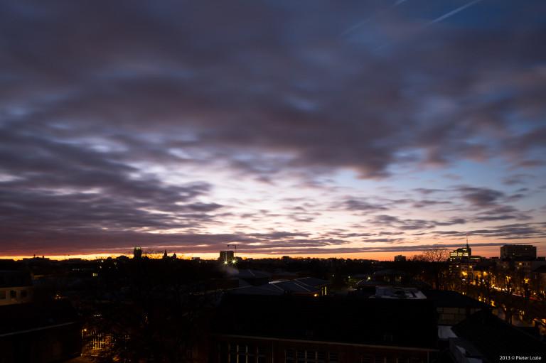 Gent Sunrise 20131216 7.56am – 24mm