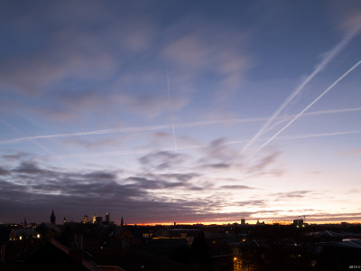 Gent Sunrise 20131216 8.00am – 17mm
