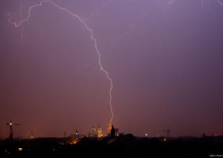 Gent Lightning 20060613 10.37pm