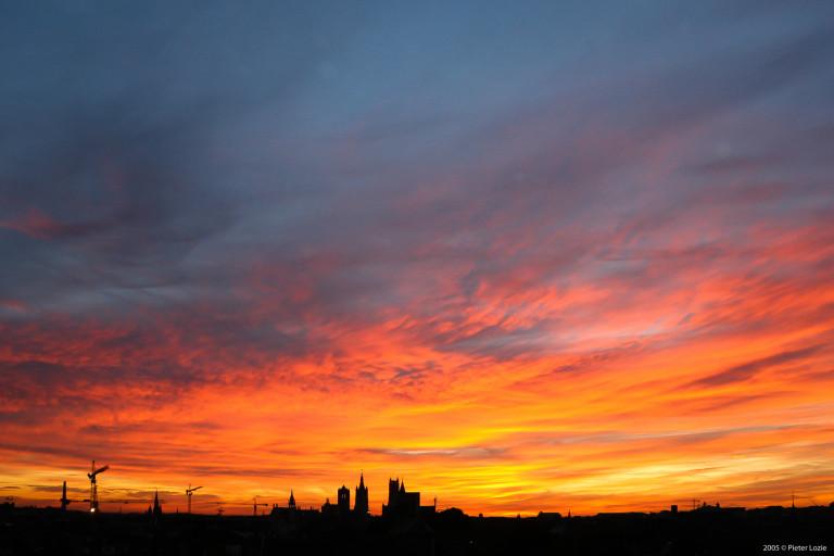 Gent Sunrise 20051026