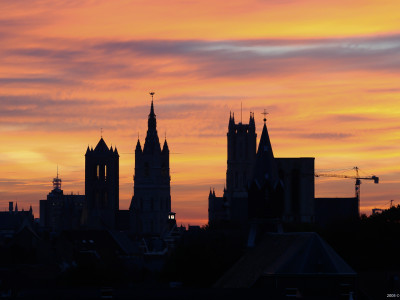 Gent Sunrise 20051026
