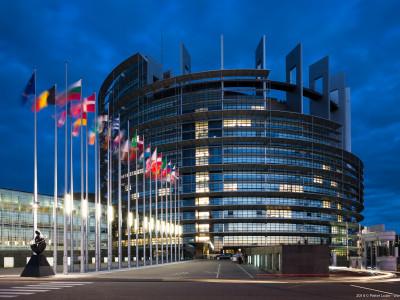 European Parlement, Strassbourg, France