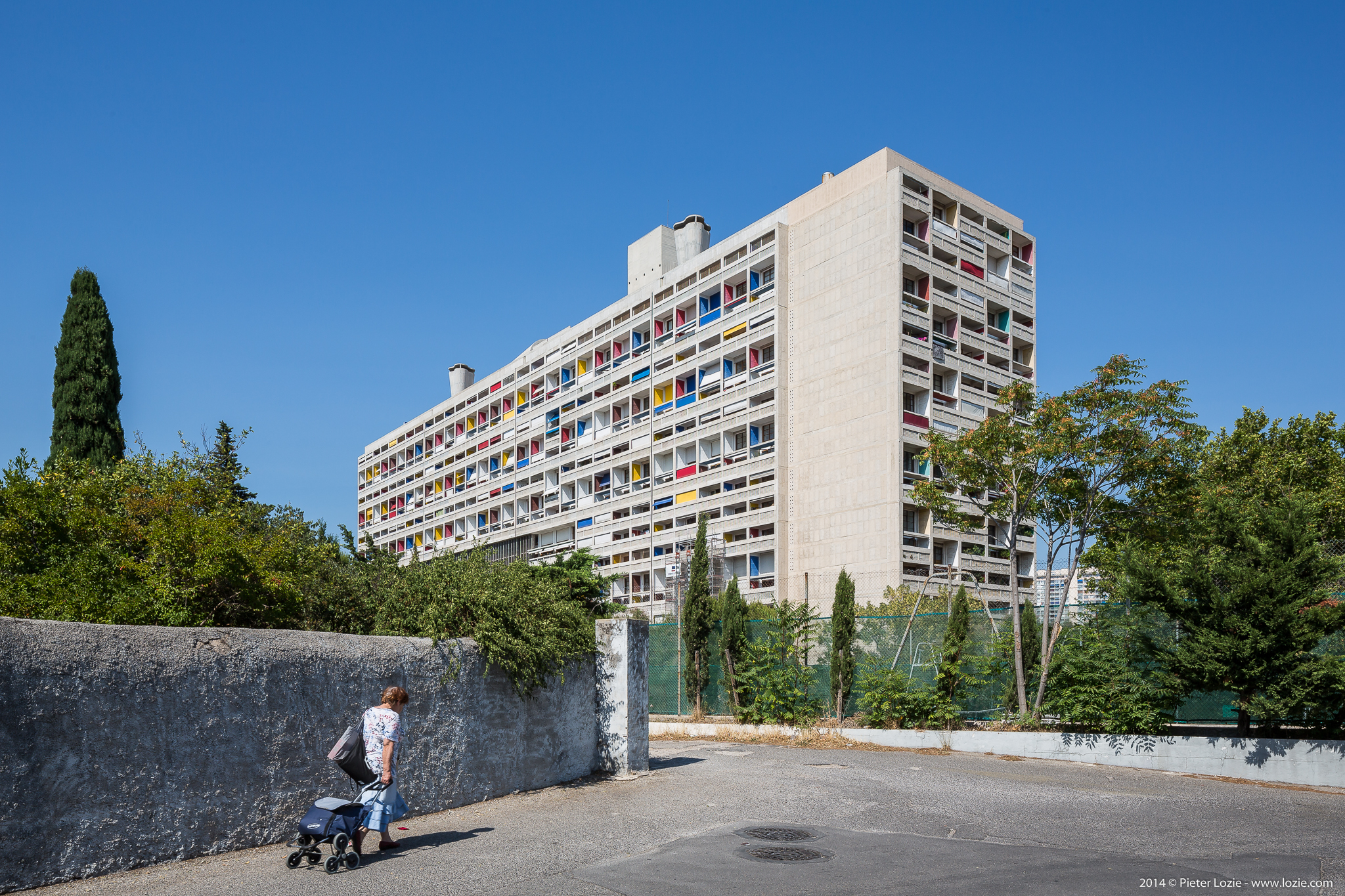 Unit d habitation marseille france pieter lozie photography - Toulousaine d habitation ...