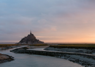 Le Mont-Saint-Michel, France