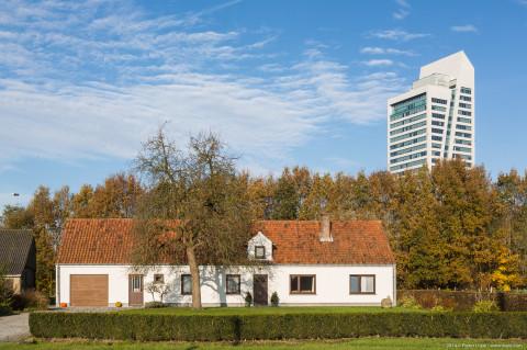 Gent KBC toren