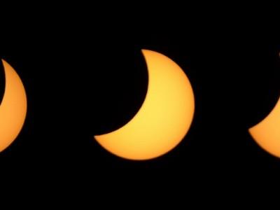 Sun Eclipse 2015