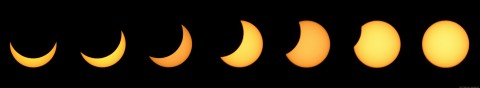 Sun Eclipse 2015