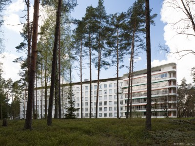 Sanatorium, Paimio, Finland