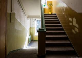 Stair case, Vilnius