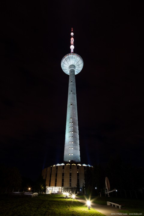 TV Tower, Vilnius