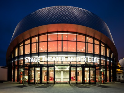Stage Theater an der Elbe, Hamburg, Germany