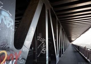 Oberhafenbrücke, Hamburg, Germany