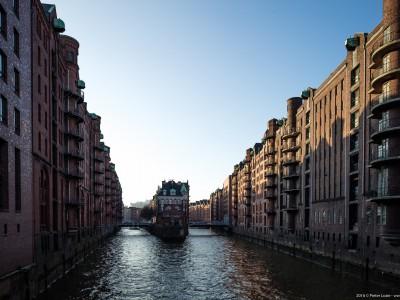 Poggenmühlen-Brücke, Hamburg, Germany