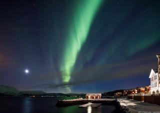 Northern Lights, Malangen, Norway 20170228 7.36pm