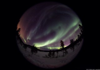 Northern Lights, Malangen, Norway 20170228 9.41pm