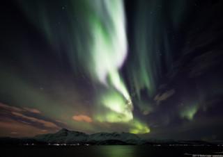 Northern Lights, Malangen, Norway 20170301 0.12am