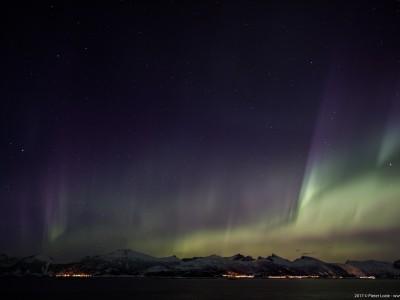 Northern Lights, Senja, Norway 20170301 9.25pm