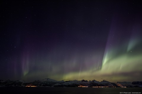 Northern Lights, Senja, Norway 20170301 9.25pm