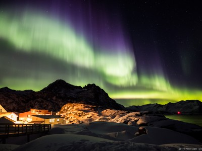 Northern Lights, Senja, Norway 20170301 11.21pm