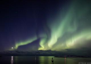 Northern Lights, Senja, Norway 20170302 8.37pm
