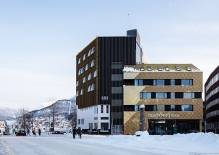 Quality Hotel Saga, Tromso, Norway