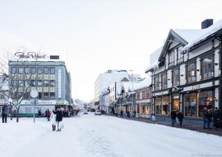 Storgata, Tromso, Norway