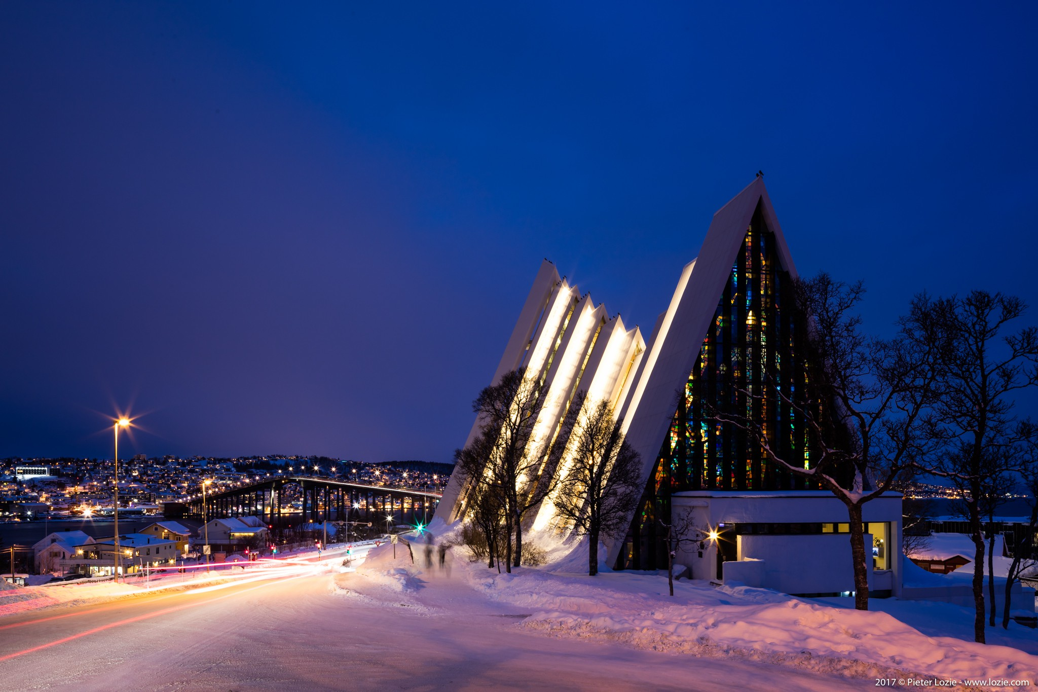 mitternachtskonzert eismeerkathedrale tromsø