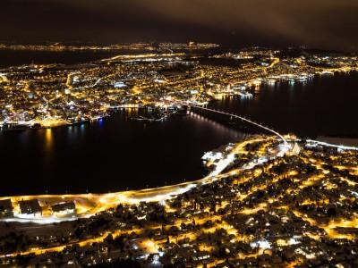 Fjellheisen, Tromso, Norway