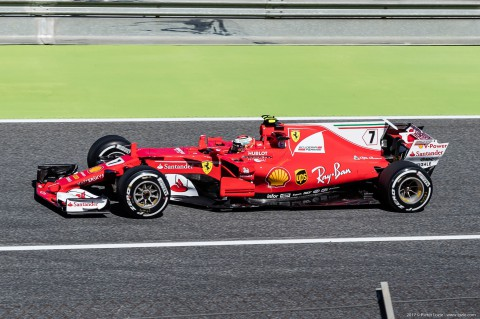Kimi Räikkönen F1 Grand Prix Barcelona 2017