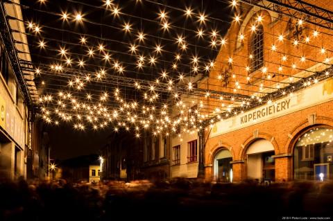 De Maanfluisteraars, Lichtfestival 2018, Gent