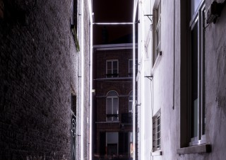 Missing House, Lichtfestival 2018, Gent