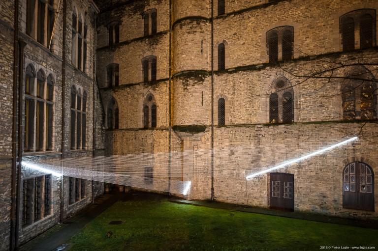 Convergence, Lichtfestival 2018, Gent