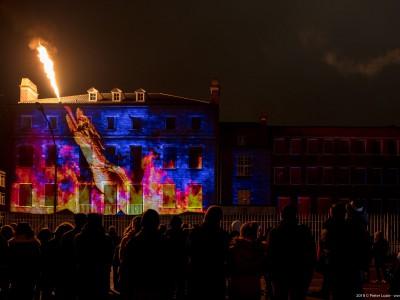 Forgotton, Lichtfestival 2018, Gent