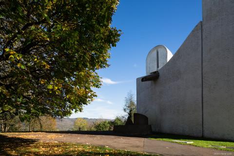 Eglise Notre Dame de Haut, Ronchamp
