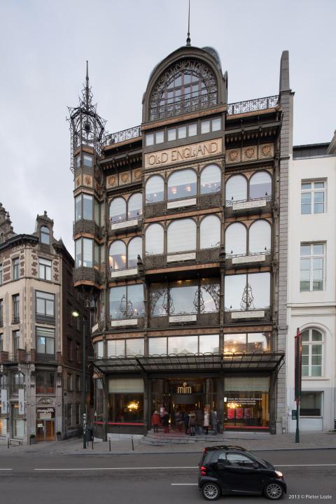 Musical Instruments Museum MIM, Brussels