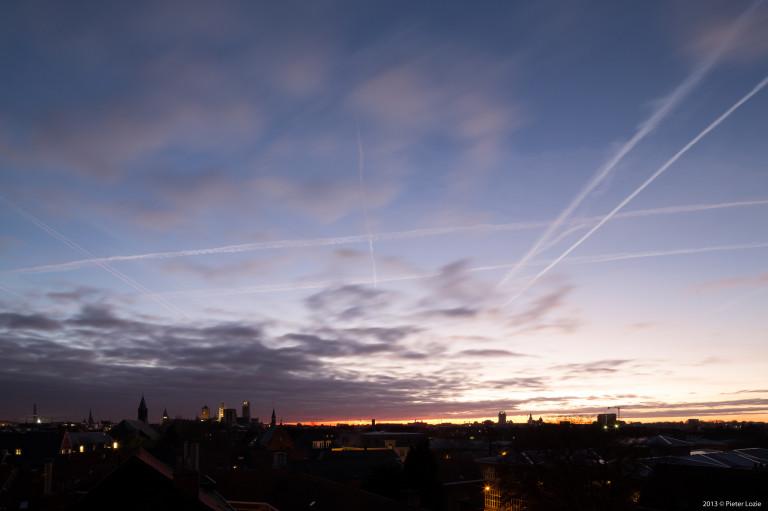 Gent Sunrise 20131216 8.00am – 17mm