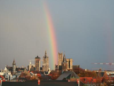 Gent Rainbow 20091122 6.44pm