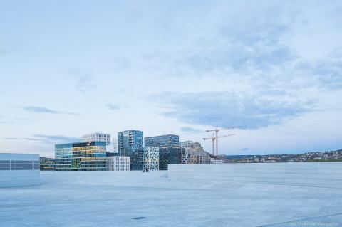 Opera House Oslo, Snohetta