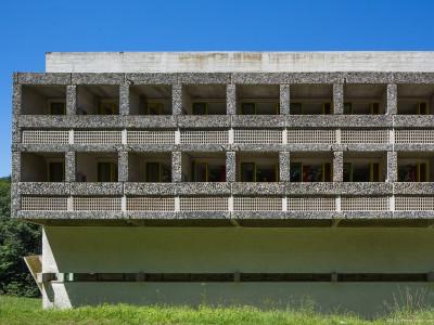Couvent La Tourette, Eveux, France