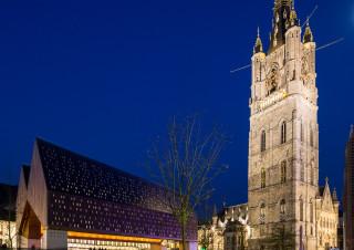 Stadshal Gent, Lichtfestival 2015