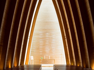Saint Henry's Ecumenical Church, Turku, Finland