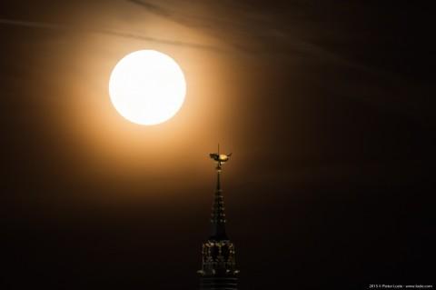 Full Moon, Gent, Belgium