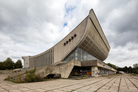 The Palace of Concerts and Sports, Vilnius
