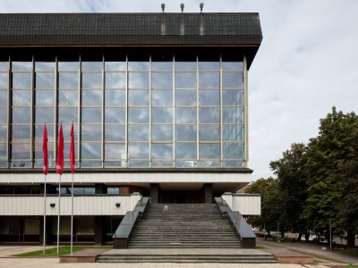 Lithuanian National Opera and Ballet Theatre, Vilnius