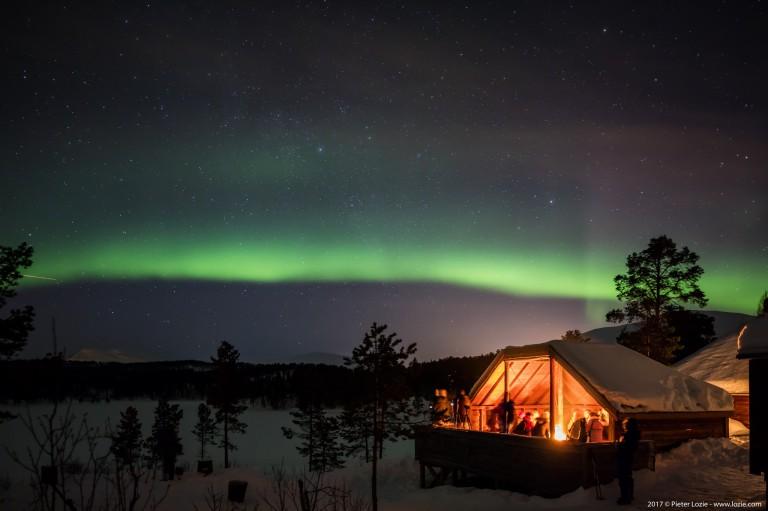 Northern Lights, Malangen, Norway 20170228 9.09pm