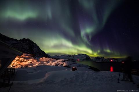 Northern Lights, Senja, Norway 20170301 11.23pm